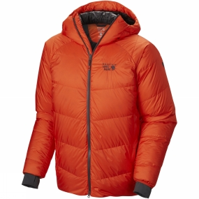 Mountain Hardwear Mountain Hardwear Men's Nilas Jacket State Orange