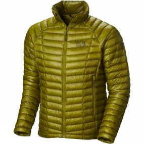 Mountain Hardwear Mountain Hardwear Men's Ghost Whisperer Down Jacket Python Green