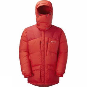 Montane Built for high mountain and polar regions, the Men
