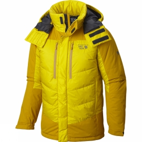 Mens Glacier Guide Down Parka