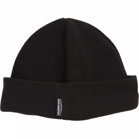 Blue Mountain Fleece Hat Black