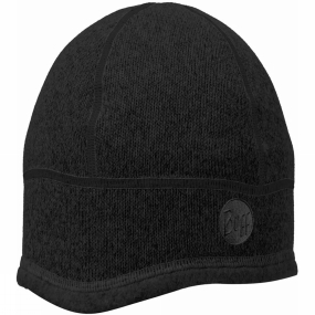 Buff Thermal Hat Black