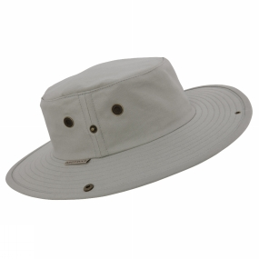 White Rock White Rock Mens Outback Hat Grey