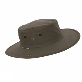 White Rock White Rock Mens Outback Hat Olive