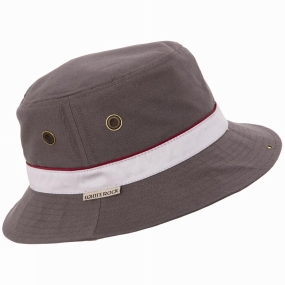 White Rock White Rock Mens Oasis Hat Dk Grey