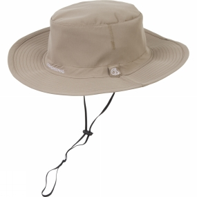 Craghoppers Craghoppers Mens NosiLife Outback Hat Pebble