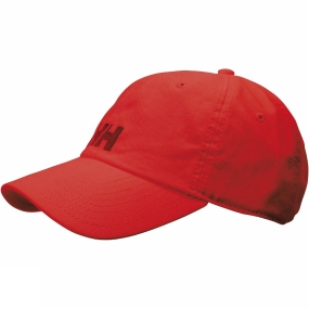 Helly Hansen Logo Cap Red