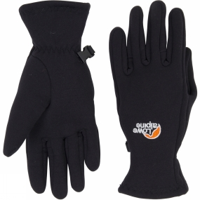 Lowe Alpine Powerstretch Glove Black