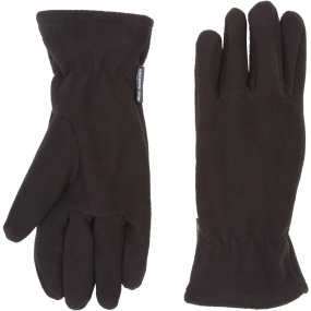 Blue Mountain Fleece Glove Black