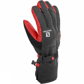 Salomon Salomon Mens Propeller Dry Glove Black/Matador-X