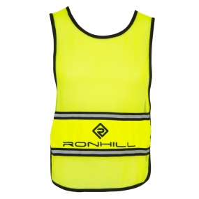 Ronhill Vizion LED Compatible Bib Fluro Yellow