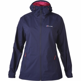 Berghaus Berghaus Womens Stormcloud Jacket Evening Blue