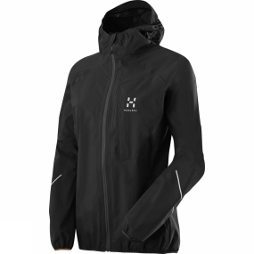 Haglofs Haglofs Womens L.I.M Proof Q Jacket True Black