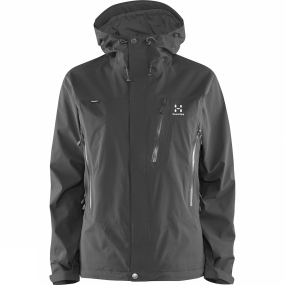 Haglofs Haglofs Womens Astral III Jacket True Black