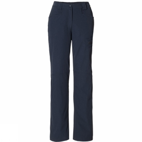 Jack Wolfskin Jack Wolfskin Womens Stretch Winter Pants Night Blue