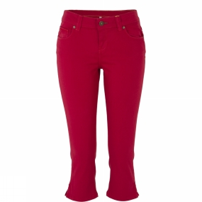 Joules Womens Olney Trousers Red