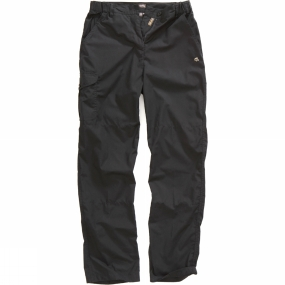Craghoppers Cragho Womens Base Camp Trousers Black
