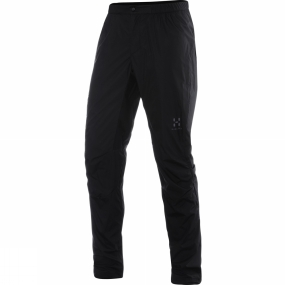 Haglofs Womens Shiled Q Pants True Black Haglofs Womens Shiled Q Pants True Black by Haglofs