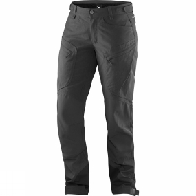 Haglofs Haglofs Womens Rugged II Q Mountain Pants True Black Solid