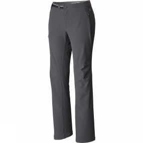 Mountain Hardwear Mountain Hardwear Womens Chockstone Midweight Active Pants Shark