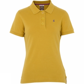 Joules Joules Juno Polo Caramel