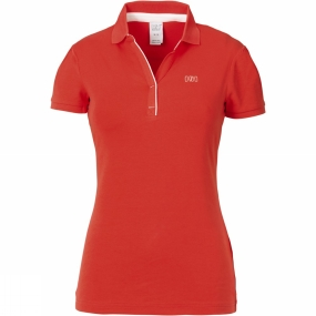 Helly Hansen Helly Hansen Women's Breeze Jersey Polo Coral