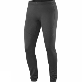 Haglofs Haglofs Womens Actives Merino II Long Johns True Black