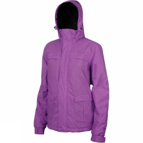 Protest Womens Clipper Jacket