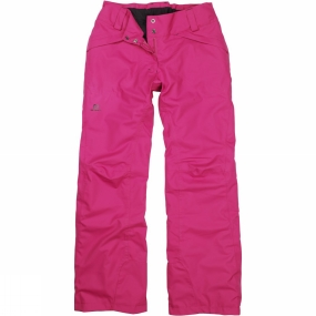 Salomon Salomon Womens Express Pants Daisy Pink