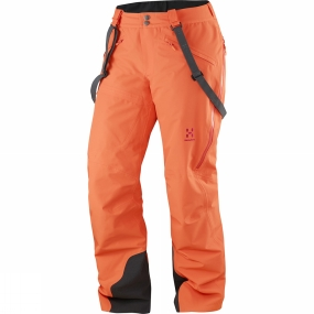 Haglofs Haglofs Womens Line Insulated Pants Firecracker