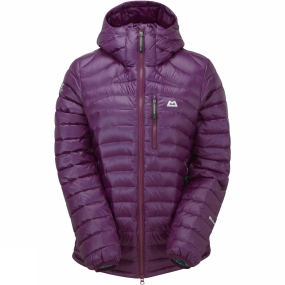 Womens Arete Hooded Jacket