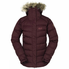 Womens Terrenceville Insulated Jacket