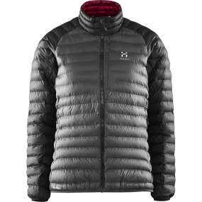 Haglofs Haglofs Womens Essens Mimic Jacket Magnetite / True Black