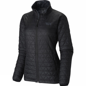 Womens Micro Thermostatic Jacket