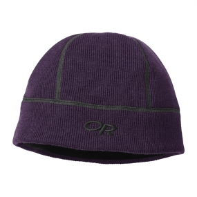 Outdoor Research Womens Flurry Beanie Eggplant