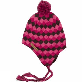 Berghaus Womens Andes Hat Sorbet Pink/Barberry Pink
