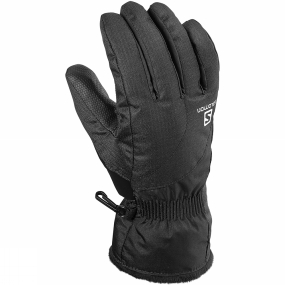 Salomon Salomon Womens Force Dry Glove Black