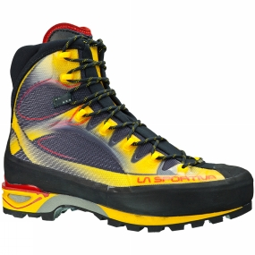 La Sportiva Mens Trango Cube Boot Yellow/Black