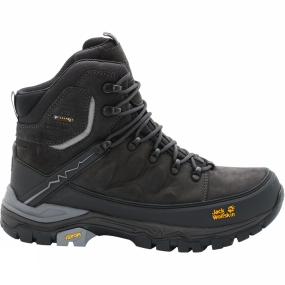 Jack Wolfskin Jack Wolfskin Mens Impulse Pro Texapore O2+ Mid Boot Phantom