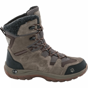 Jack Wolfskin Mens Northbay Texapore High Boot Mocca