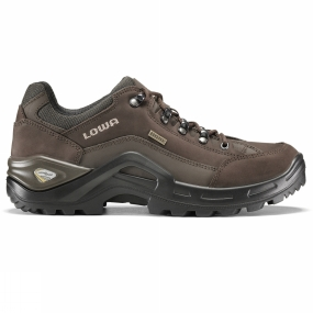 Lowa Lowa Mens Renegade II GTX LO Shoe Espresso/Brown