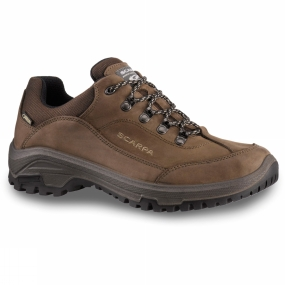 Scarpa Scarpa Mens Cyrus GTX Shoe Brown