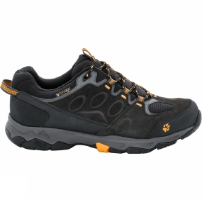 Jack Wolfskin Jack Wolfskin Mens MTN Attack 5 Texapore Low Shoe Burly Yellow