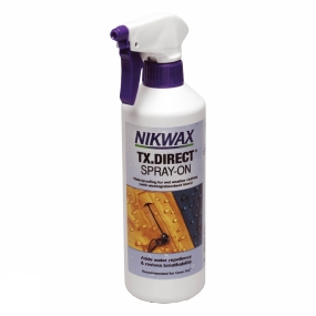 Nikwax Nikwax TX Direct Spray On 500ml No Colour