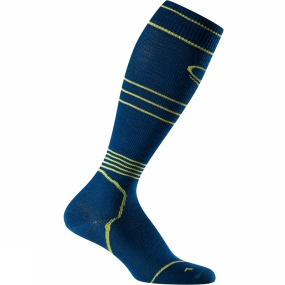 Icebreaker Icebreaker Mens Ski+ Ultralight Compression Over The Calf Sock Largo/Volt