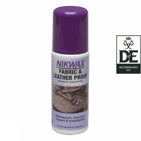 Nikwax Nikwax Fabric & Leather Proofer 125ML .