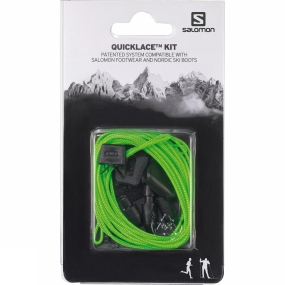 Salomon Salomon Quicklace Kit Green