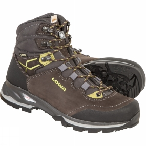 Lowa Lowa Womens Lady Light GTX Boot Slate/Kiwi