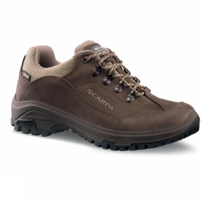 Scarpa Scarpa Womens Cyrus GTX Shoe Brown