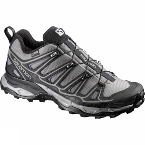 Salomon Salomon Womens X Ultra 2 GTX Shoe Detroit / Black / Artist Grey-X